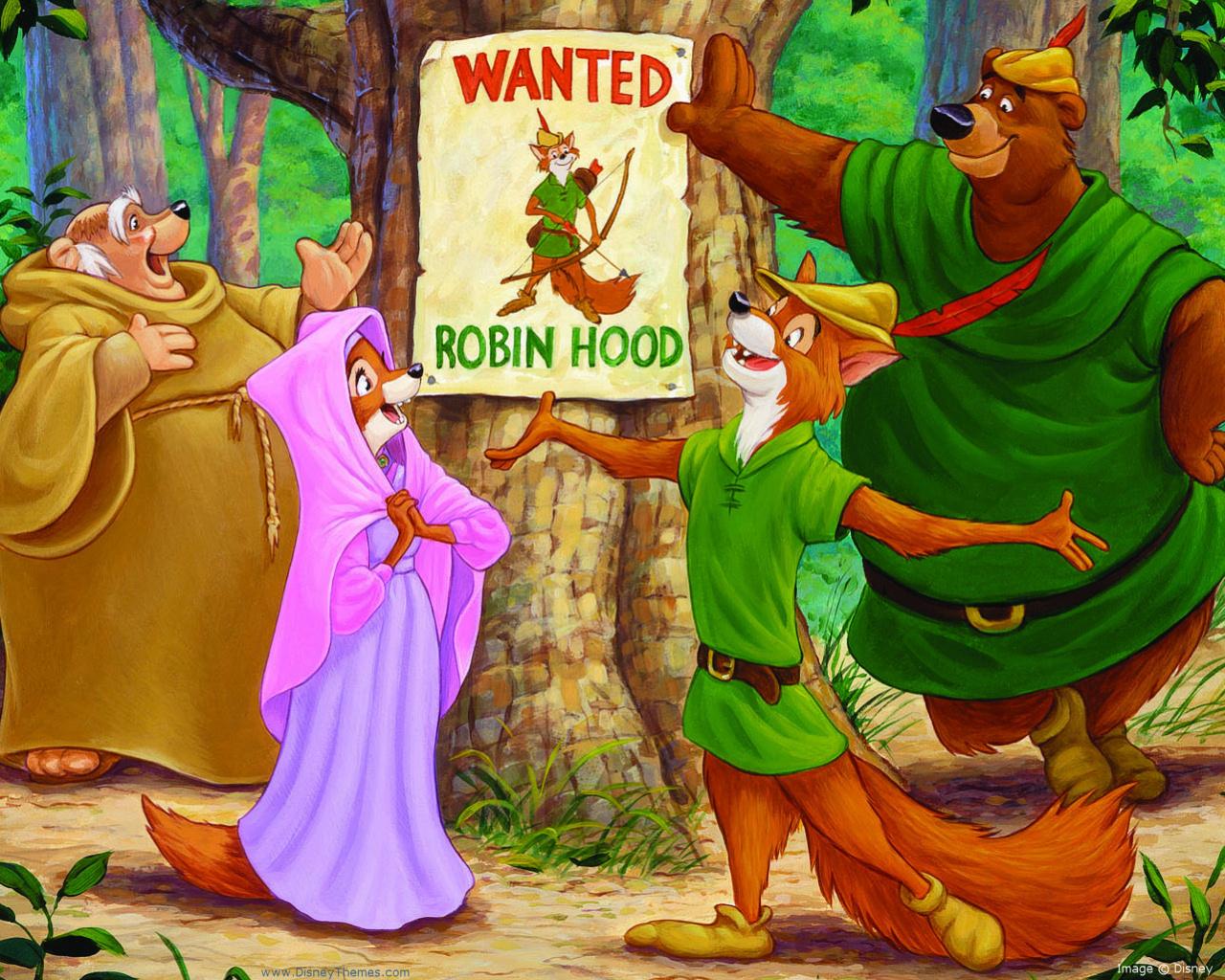 Happy Robin Hood Day With Disney S Robin Hood Petslady Com
