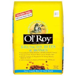 Ol Roy Dog Food