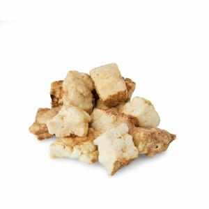 Yaky Puffs, dog chews made from cow and yak milk
