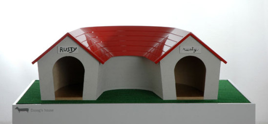 6 exclusive dog houses because 39 dog is a god 39 for Cuccia per cani ikea prezzi