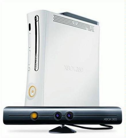 Kinect Xbox 360 by Microsoft
