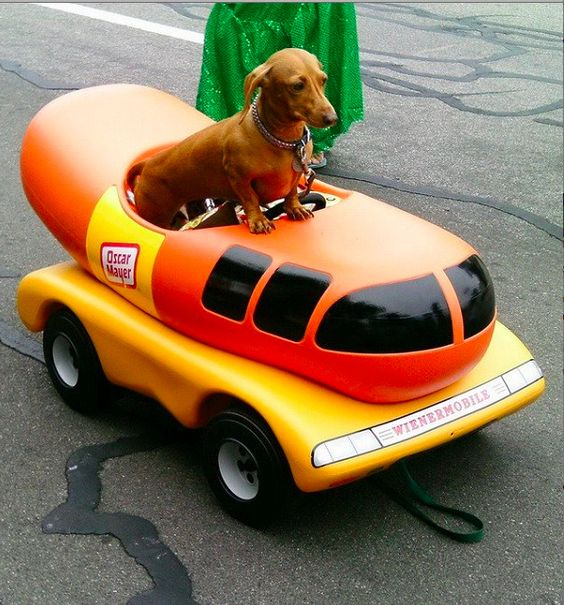 Oscar Mayer Wiener Dog