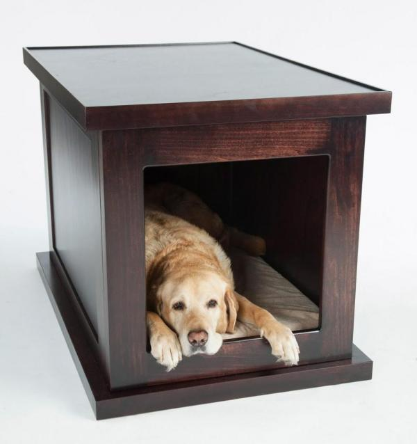 The ZenCrate calms your pet