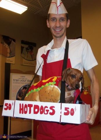 Hot Dog (Image via Costume Works)