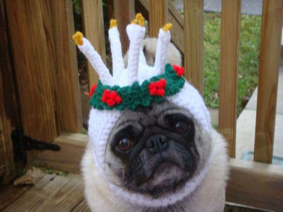 Santa Lucia's Day (Image via Etsy)