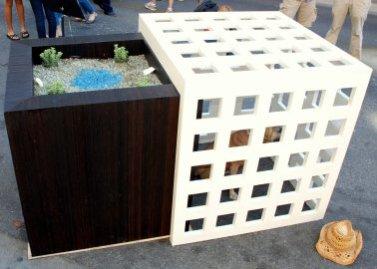 Barkitecture 2011, Best In Show, Cesar Millan / Spring Builders