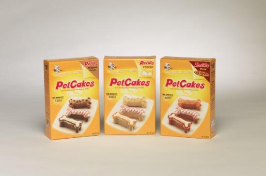 PetCakes Refills: ©Lucky Paws