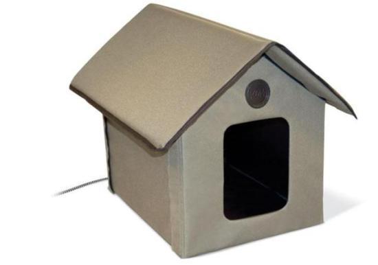 K&H Outdoor Heated Kitty House