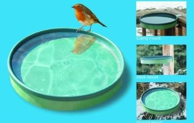 3 in 1 All Season Heated Birdbath