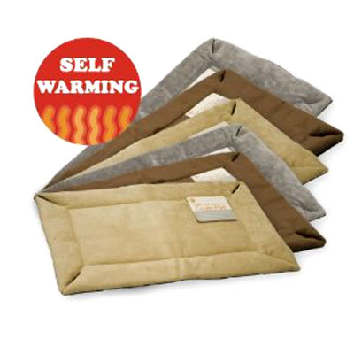 K&H Self Warming Pet Crate Pad