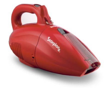 Dirt Devil SD20005RED Scorpion Quick Flip 7 AMP Hand Vac