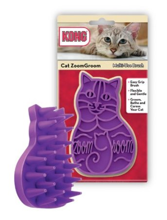 Kong Zoom Groom For Cats