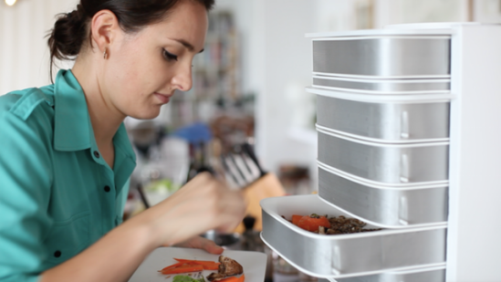 Livin Farms Hive, a mealworm farm for your kitchen countertop