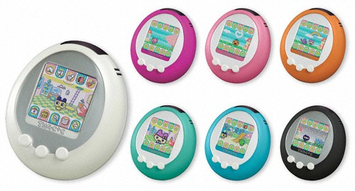 Technicolor Tamagotchi returns, better & brighter than before!