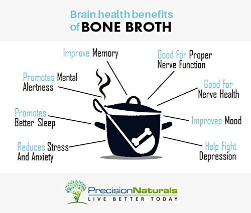 lots of ingredients in bone broth that are healthy for your dog and cat
