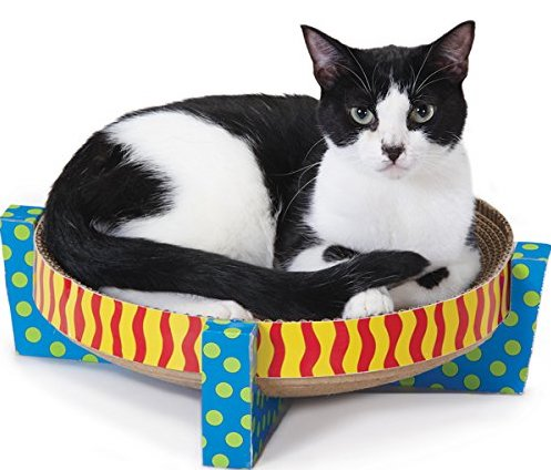 Petstages Easy Life Cat Scratcher Lounge