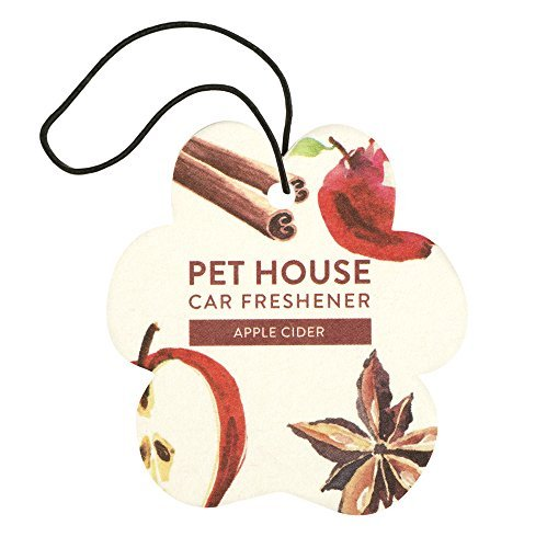 Pet House Candle Car Fresheners