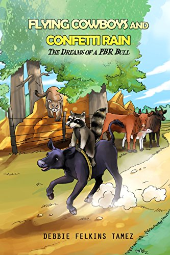 Dreams Of A Bucking Bull Anthropomorphized In Children's Book
