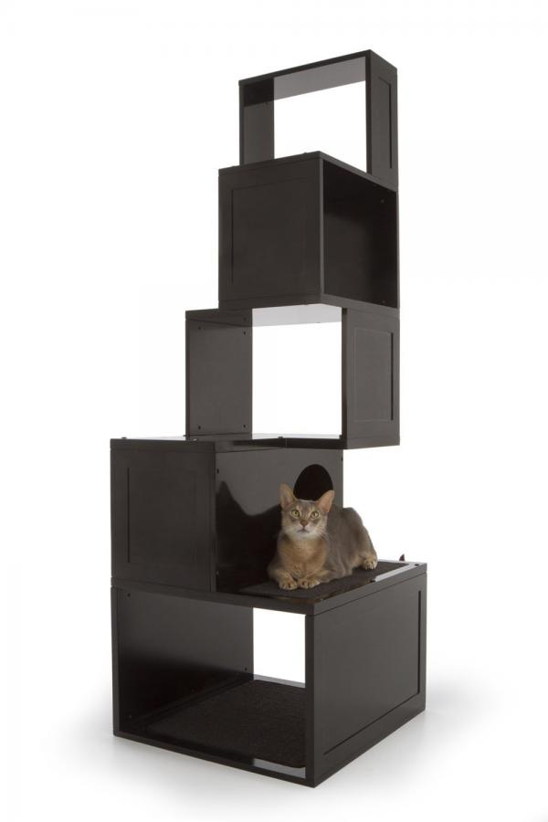 The Sebastian 67 in. Modern Cat Tree