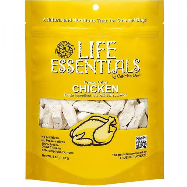 Life Essentials Chicken Treats for Dogs