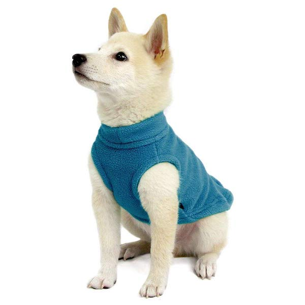 Gooby - Stretch Fleece Pullover Vest
