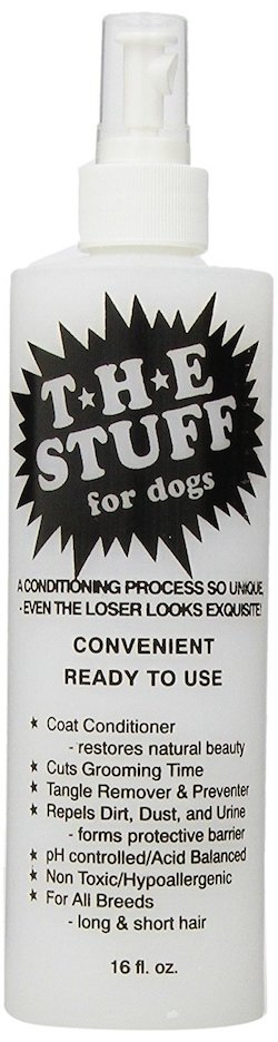 The Stuff Detangler For Dogs