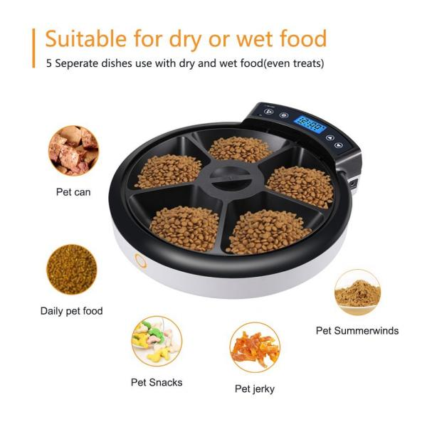 PetLucky Automatic Pet Feeder