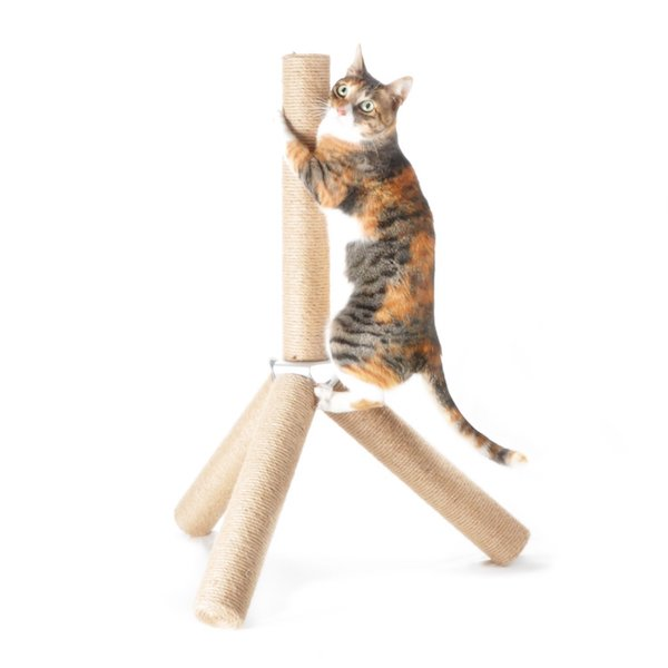 4Claws Tripod Scratching Post