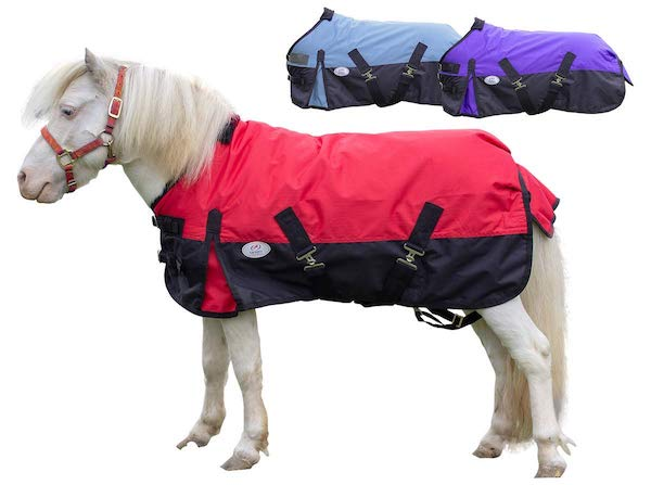 Derby Originals Mini Horse & Pony Turnout Coats