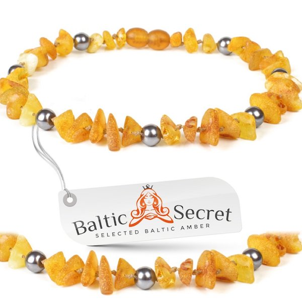 Baltic Secret Baltic Amber Pet Collar