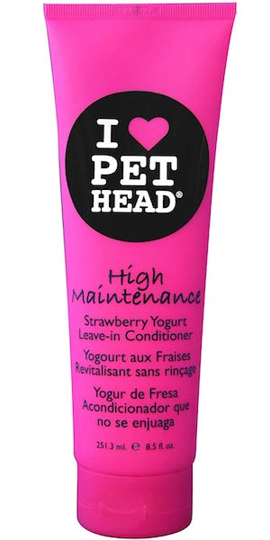 Pet Head High Maintenance Leave-In Conditioner