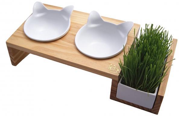 Vivipet Dining Tables For Cats Ergonomic Classy Modern