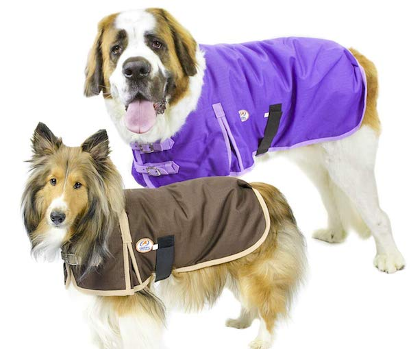 Derby Originals 1200D Super Tough Waterproof Dog Blanket Coat