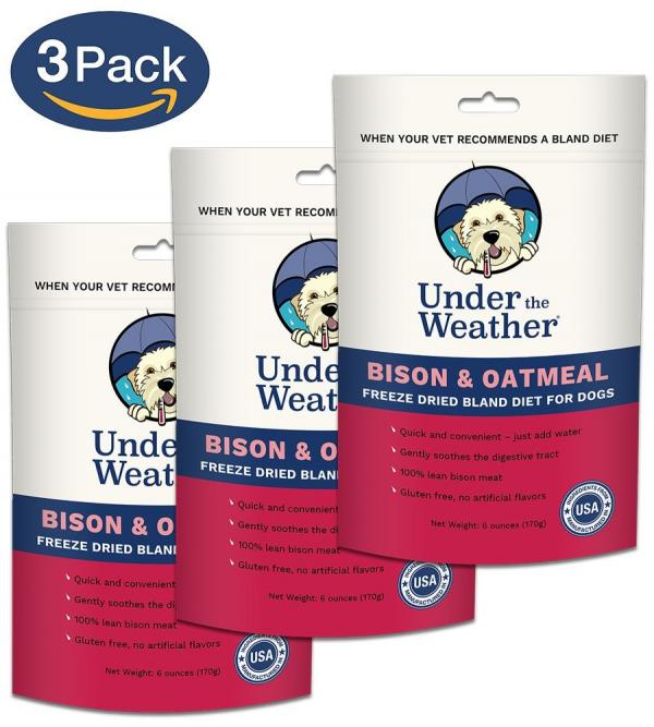 Under The Weather Bison & Oatmeal