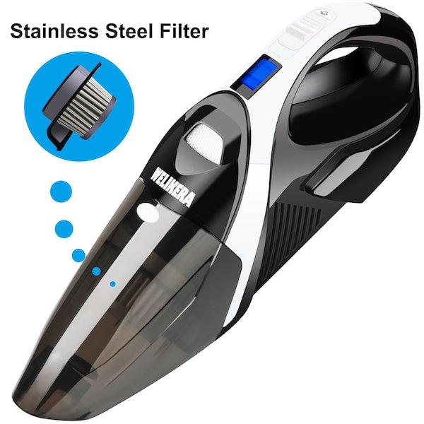 5 Best Handheld Vacuum Cleaners For Pet Owners Petslady Com