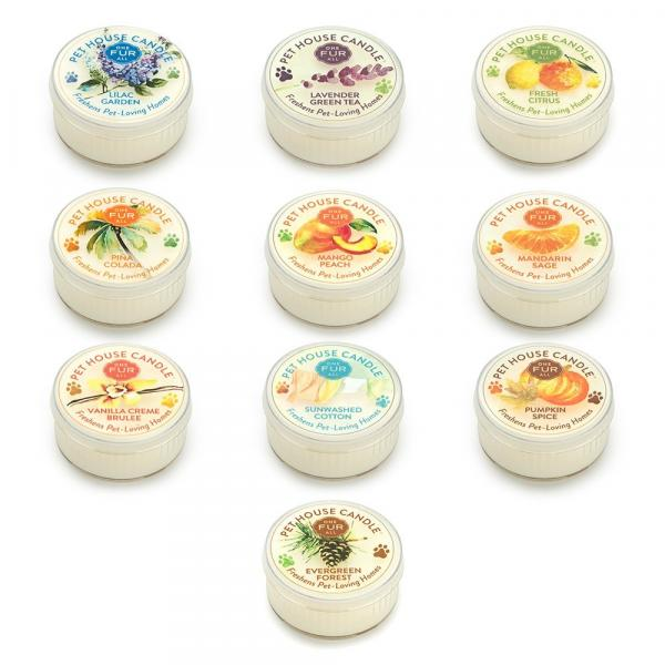 Pet House Mini Candle Sampler
