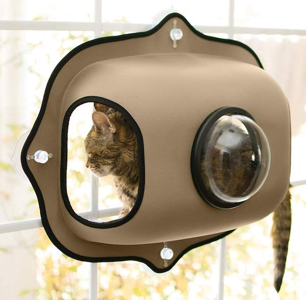 K&H EZ Mount Window Kitty Sill