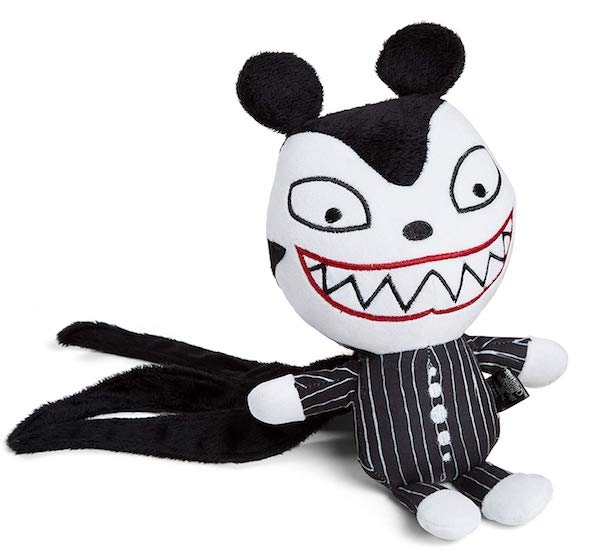 Disney Nightmare Before Christmas Scary Teddy Dog Toy