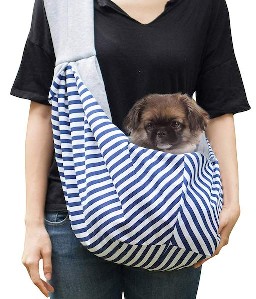 Timetuu BUY Hands-Free Dog Carrier Sling​