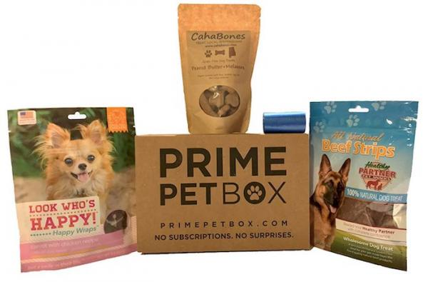 Grain Free Prime Pet Box