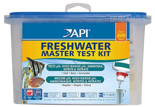 API Freshwater Aquarium Water Master Test Kit