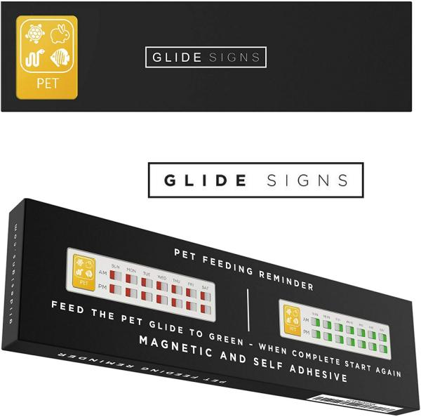 Glide Signs Pet Feeding Reminder