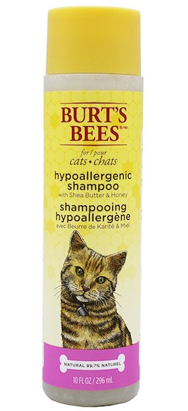 Burt's Bees Hypoallergenic Shampoo For Cats