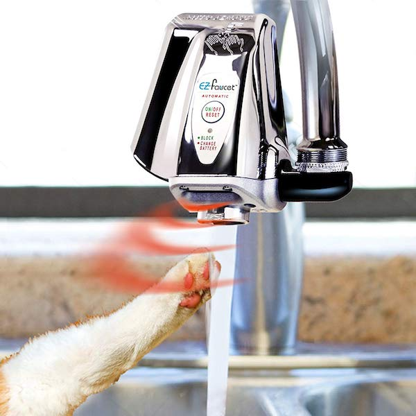 iTouchless Automatic Bathroom Sink Faucet
