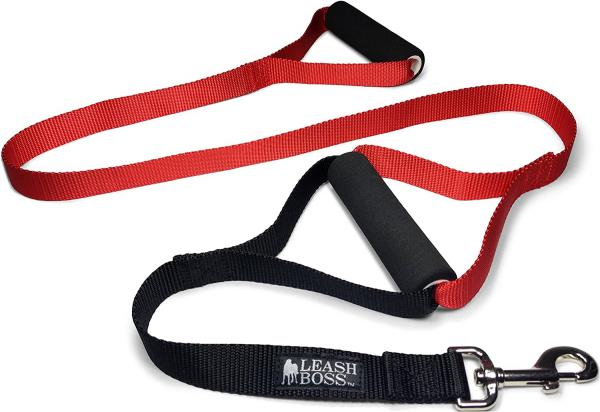 Leashboss Original Heavy Duty Dog Leash For Large Dogs