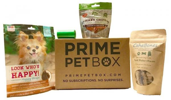 Prime Pet Box Taste of the South