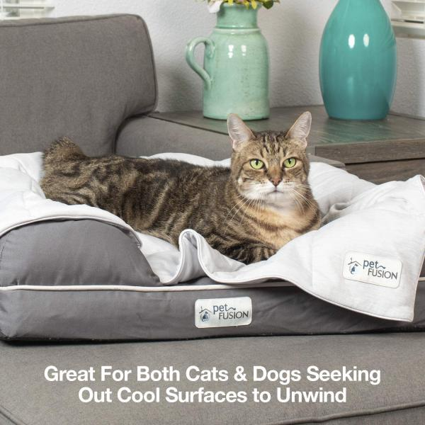 Premium Pet Cooling Blanket