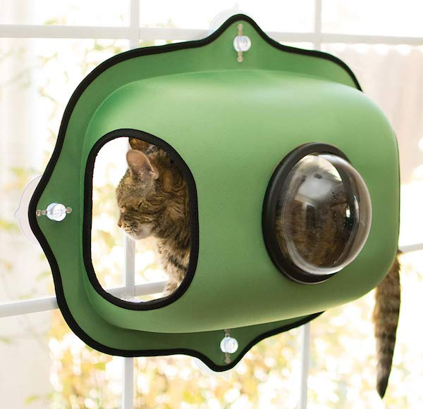K&H EZ Window Bubble Pod