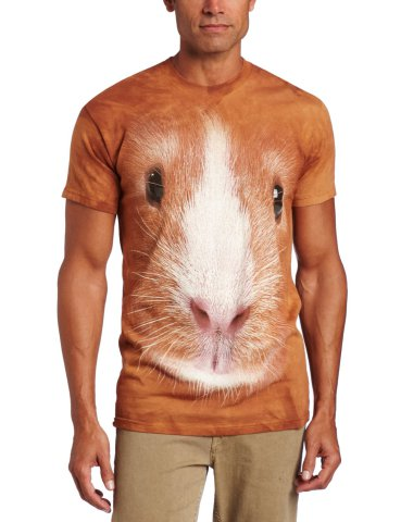 Guinea Pig Face T-Shirt by The Mountain