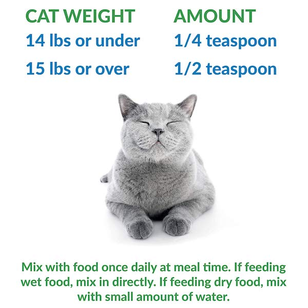 Because Animals Superfood Supplement For Cats